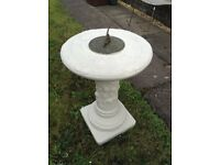 Sun dial for Sale 26inches high