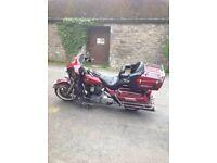 1994 Harley Davidson Ultra Classic Electraglide FLHTCU ,many extras