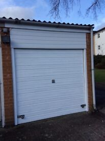 Lock up garage to let Enfield Ridgeway