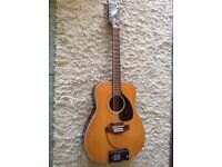 Yamaha FG 230 red label 12 string acoustic guitar