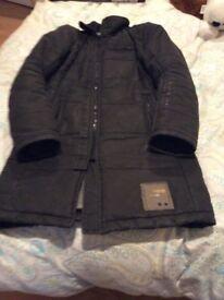Ladies designer GStar coat XS
