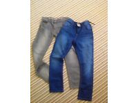 2pairs brand new boys jeans