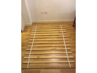 Double bed slats for sale