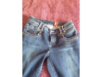 Ladies Super Skinny Jeans - size 8