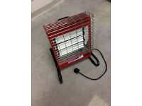 Sealey Ceramic Heater