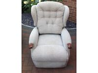 Brown good condition chair