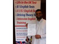 Life in the UK test training - 99% pass rate - FREE retraining (Derbyshire)