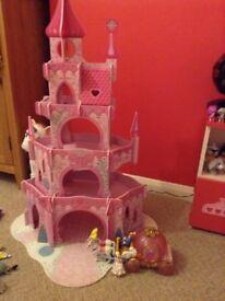 Fairy castle/dolls house
