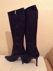 sergio rossi women's boots