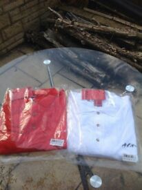 MENS POLO SHIRTS XXL.THREE IN TOTAL.