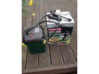 Power Fence Sprayer