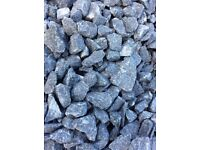 20 mm Nevis grey garden and driveway chips/ stones/ gravel