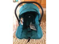 Baby car seat Joie from newborn all new never used