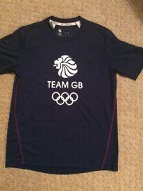 Brand new Team GB tshirt