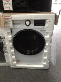 Beko 9/6kg washer/dryer. White. £460 RRP £600 NEW 12 month Gtee