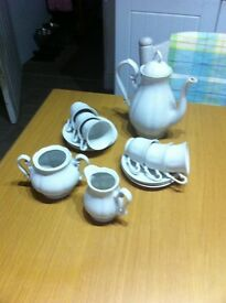 15 piece coffee set