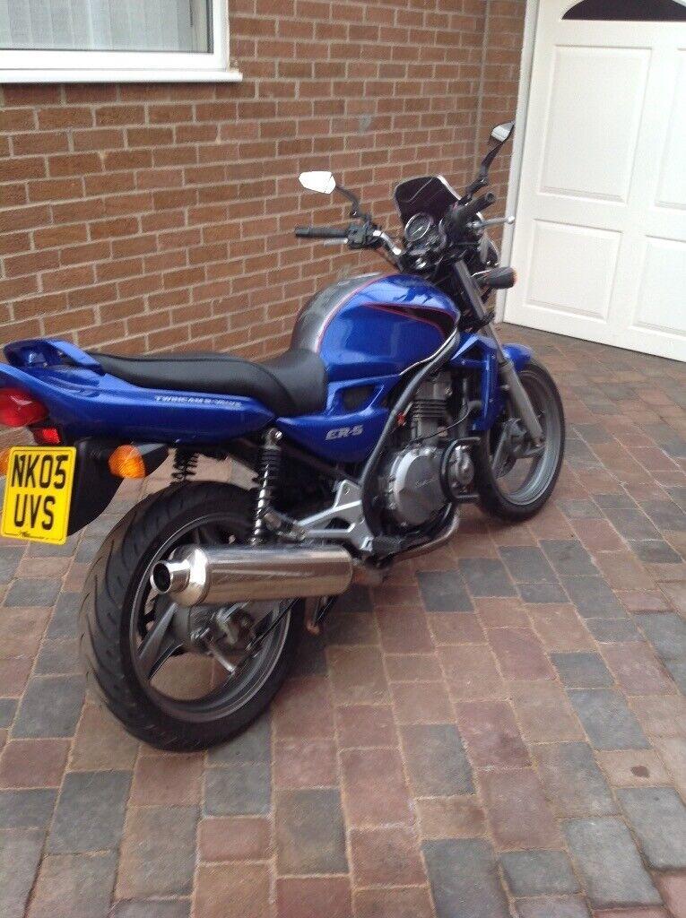 Kawasaki Er5 2005