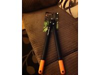 Fiskars tree loppers