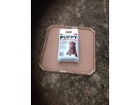 Puppy Training Pad holder With 30 pads