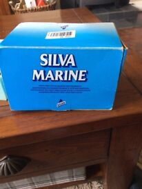 Silva 70 un marine compas, bracket included
