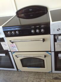 Leisure classic double oven. 60cm electric. £349 RRP £549 new/graded 12 month Gtee