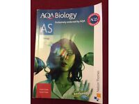 AQA Biology, AS Biology Textbook