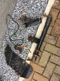Tow Bar with Electrics