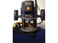 """Bosch GOF 900 Ace Plunge Router 1/4"""" Collet 900w Variable Speed"""