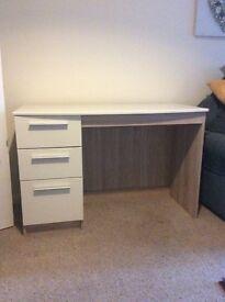 Brand new white dressing table