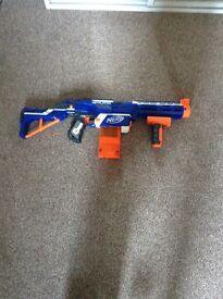 Nerf retaliator custom cheap gun