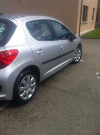 peugeot 207 s hdi - diesel with fpsh