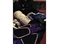 Roller hockey clothing