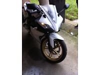 Yamaha yzf 125 r for sale or swap for car