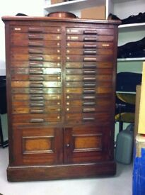 Rare Cabinet for storing Collectables
