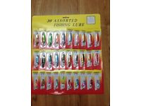 30 New Fishing Lures