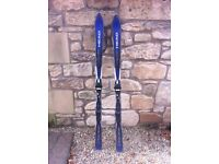 Skis with bindings / Ladies/ 160 cm