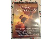 The Ultimate Anglers Guide 3 dvd box set