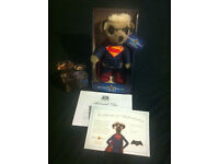 Sergei as Superman - Compare The Meerkat Toy - Limited Edition