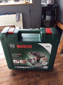 Bosch battery drill