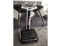 Confidence fitness vibration plate weight loss
