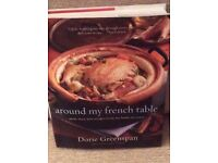 Cookery Book - Around My French Table by Doris Greenspan. Book is as new. Excellent Condition.