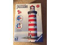 Lighthouse 3D jigsaw Ravensburger
