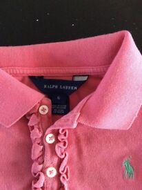 Ralph Lauren Girls T Shirt