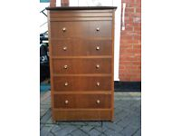 Chest drawers in good condition no time wasters please