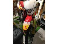 road legal 125cc pit bike like new