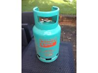 Gas Bottle Empty....7kg ideal for camping, BBQ, caravan ing etc