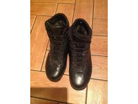 Men's size 12 German walking boots worn but in good condition no need to break these boots in.