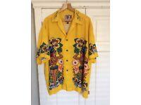 Mambo Loud Hawaiian Shirt - Vintage