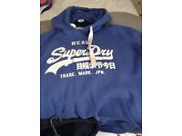 Super dry hoodies