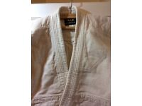 Judo jacket and trousers for child age 7-9
